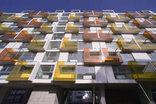 Wohnbebauung Monte Laa – ÖSW, Foto: Josef Pausch