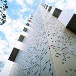 Bay 2 – Fassadensanierung, Foto: Wolfgang Schneider