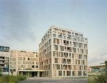 Wohnbau Attemsgasse, Foto: Eduard Hueber