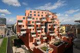 """""""Haus mit Veranden"""" - Wohnbau und Kindertagesheim, Foto: Michael Hierner"""