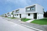Gartensiedlung Mittelfeldweg, Foto: Atelier 4