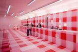 Infocenter Linz09, Foto: Dietmar Tollerian