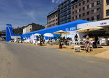Tel Aviv Beach Wien, Foto: Alexander Eugen Koller