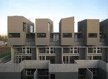 """Terrassenhaus """"Die Bremer Stadtmusikanten"""", Foto: ARTEC Architekten"""