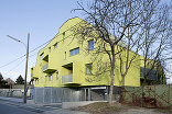 Wohnbau am Krautgarten, Foto: Hertha Hurnaus