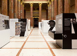 "Ausstellungs-gestaltung ""250 Jahre Rechungshof"", Foto: Christoph Panzer"