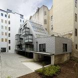 Hofhaus Pramergasse, Foto: Paul Ott
