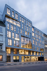 Universitätsgebäude Währinger Straße, Foto: Hertha Hurnaus