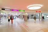 Sanierung Opernpassage – Kulturpassage Karlsplatz © arge gerner°gerner plus   ritter+ritter    vasko+partner