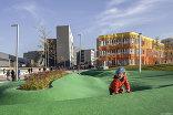Freiraum Campus WU, Foto: BOA büro für offensive aleatorik GmbH