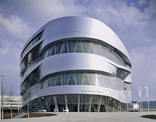 Mercedes-Benz-Museum, Foto: Roland Halbe