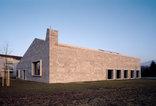 Gemeindezentrum Corpataux-Magnedens, Foto: Thomas Jantscher