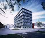 Bürohaus Rot, Foto: Ignacio Martinez