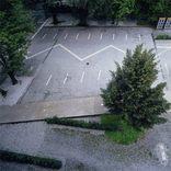 Platz- und Eingangsgestaltung, Foto: Zita Oberwalder