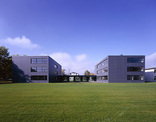 Erweiterung und Sanierung Schule Unterfeld, Foto: Bruno Klomfar