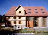 Sozialzentrum Fuchshaus, Foto: Bruno Klomfar