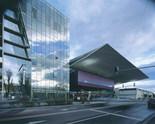 Stadthalle, Foto: Angelo Kaunat