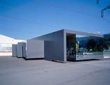 Zubau Autohaus Rohrer, Foto: Ignacio Martinez