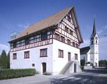 Pfarrhaus, Foto: Bruno Klomfar