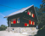 Umbau Haus am Pöstlingberg, Foto: Dietmar Tollerian