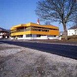 Gemeindeamt und Platzgestaltung, Foto: Zita Oberwalder