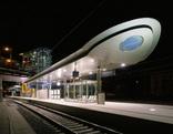 S-Bahn-Station 'Gnigl - Schwabenwirts-brücke', Foto: Gebhard Sengmüller