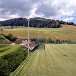 Fußballstadion, Foto: Zita Oberwalder
