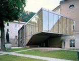 Aulatreppe Universität Salzburg, Foto: Angelo Kaunat