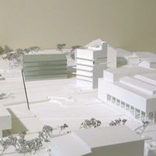 Turmhotel Seeber, Wettbewerb Erweiterung, Beitrag Wiederin © Gerold Wiederin