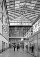 Rathausgalerie, Foto: Roland Halbe