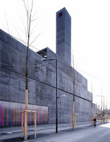 Heizkraftwerk Mitte Neu, Foto: Margherita Spiluttini