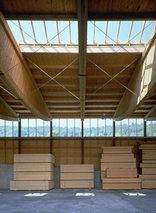 Lagerhalle Metzler, Foto: Klomfar & Sengmüller