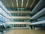 BTV Bürogebäude, Foto: Günter Richard Wett