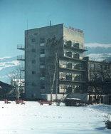 Turmhotel Seeber (heute: Parkhotel), Foto: Friedrich Achleitner