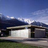 Ateliergebäude, Foto: Paul Ott