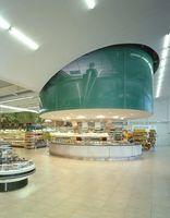 MERKUR Verbrauchermarkt, Foto: Dietmar Tollerian
