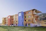 Wohnbebauung Frauengasse, Foto: Manfred Seidl