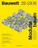 Bauwelt 2016|28-29 Modulares Bauen