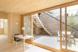 Holz-Lehm-Dachausbau, Foto: Astrid Bartl