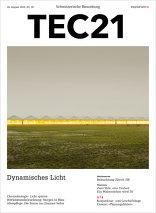 TEC21 2016|35 Dynamisches Licht