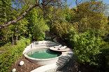 Garten in Hanglage, Foto: Kurt Kuball