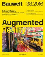 Bauwelt 2016|38 Augmented Reality