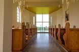 Kirche in Neuhaus i. d. Wart, Foto: Tom Lamm