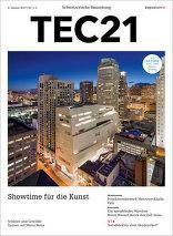 TEC21 2017|01-02 Showtime für die Kunst