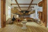 Evangelische Kirche Mitterbach, Foto: Konrad Neubauer