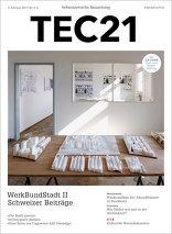 TEC21 2017|05-06 WerkBundStadt II Schweizer Beiträge