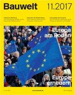 2017|11<br> Europa am Boden, Europa erneuern