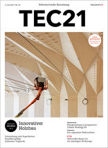 2017|22<br> Innovativer Holzbau