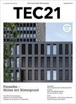TEC21 2017|24-25 Fassaden – Hüllen mit Hintergrund