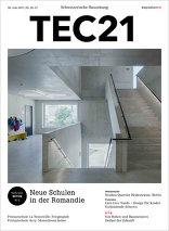 TEC21 2017|26-27 Neue Schulen in der Romandie